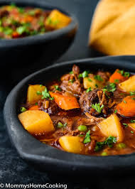 slow cooker oxtail stew mommy u0027s home cooking