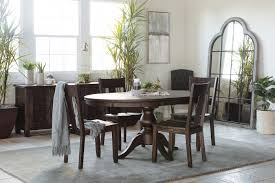 Seven Piece Dining Room Set Ashley Trudell Seven Piece Dining Set Mathis Brothers Furniture