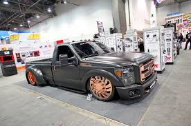 Ford F350 Truck Rims - favorite 5 at sema 2015 lowrider