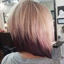 thinking about trying a stacked haircut for 2017 see our