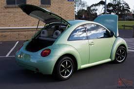 beetle sunshine 2000 3d hatchback manual 2l multi point in vic