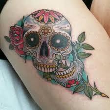15 unique skull tattoos designs collection designslayer