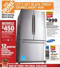 black friday chest freezer home depot home depot weekly ad 11 16 11 22 2014 samsung 25 5 cu ft