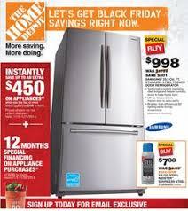 home depot black friday sale on upright freezer home depot weekly ad 11 16 11 22 2014 samsung 25 5 cu ft