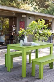 Kids Outdoor Picnic Table Modern Picnic Table For The Lollygagging Family Loll Designs