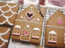Gingerbread House Decoration Butter Hearts Sugar Gingerbread House Part 2 Decorating And
