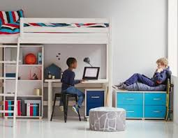 Desk Transforms Into Bed Kids Have Fun In Cyprus Flexa Kids Furniture Shop U2013 A World Of Style