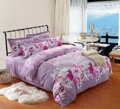 pink and purple bedding ktactical decoration