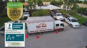 fort lauderdale roofing tiger team roofing contractors ft