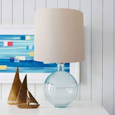 Recycled Glass Light Fixtures by Recycled Glass Table Lamp West Elm