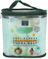 Earth Therapeutics Anti Stress Comfort Wrap Buy Earth Therapeutics Anti Stress Microwaveable Thera Belt At