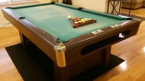 brunswick brighton pool table brunswick billiards 7 richmond pool table sold used pool tables