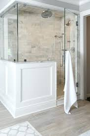 shower ideas for bathrooms master bathroom shower remodel ideas walk in tile that will inspire