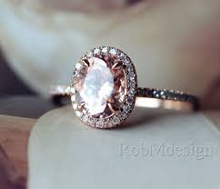 Rose Gold Wedding Rings by 13 Rose Gold Engagement Rings We U0027re Crazy About