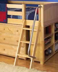 maxtrix kids king u0027s castle low loft bed with slide