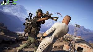 tom clancy u0027s ghost recon wildlands pc game free download