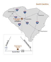 Lexington Sc Map Lexington Sc East Towne Centre Retail Space For Lease