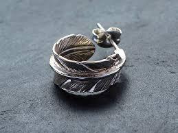 feather earrings s arrows rakuten global market o 007s feather earrings s