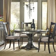 round metal dining room table hooker furniture kitchen dining table sets hayneedle