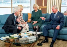 where does prince charles live prince charles meets digby the dog at tv studio people com