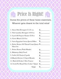 housewarming registry house warming party price is right printed and shipped set o