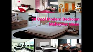 Modern Bedroom Makeover  Cool Bedroom Remodel Ideas YouTube - Bedroom remodel ideas