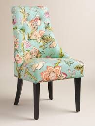monrovia floral lydia dining chairs set of 2 everything turquoise
