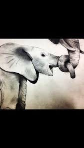 elephant sketches for kids google search b e a u t i f u l