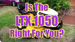my cub cadet riding mower review overview ltx 1050 cub cadet lawn