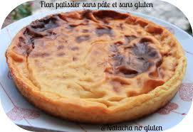cuisine sans gluten recettes flan pâtissier sans pâte et sans gluten ma cuisine sans gluten