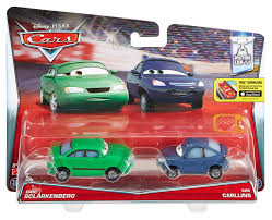 cars movie disney pixar cars movie moments 2 pack dan sclarkenberg kim