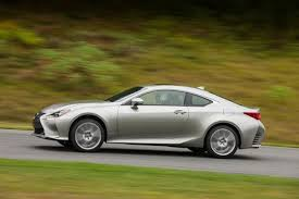lexus is f sport coupe 2015 lexus rc 350 f sport coupe review