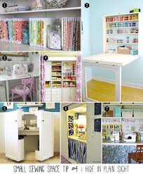 Storage Tips For Small Bedrooms - 5 tips to organize your small sewing space andrea u0027s notebook