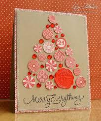 handmade christmas cards 25 handmade christmas cards ideas