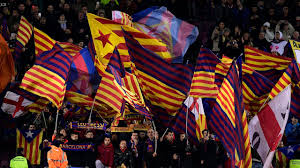 The Spain Flag War And Independence The 5 Most Political El Clasico Moments
