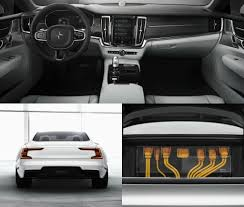 volvo electric car polestar unveils its first production car the polestar 1 torque