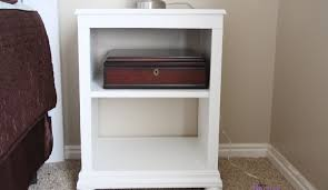 table charismatic white nightstand bookcase delightful white