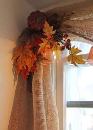 Fall Decorating Ideas by Best 25 Burlap Fall Decor Ideas On Pinterest Fall Wreaths Fall