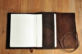 leather photo book personalized leather book size adjustable book sleeve