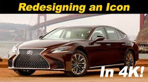 lexus ls400 vs audi a8 2018 lexus ls 500 u0026 ls 400 h first drive review youtube