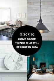 home decor trends spring 2017