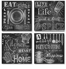 chalkboard ideas for kitchen 31 easy kitchen decorating ideas that won t the bank