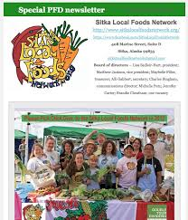 special e newsletter u2013 sitka local foods network