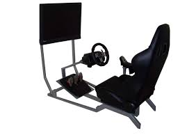Racing Simulator Chair Gtr Racing Simulator Gt Model With Real Racing Seat Driving