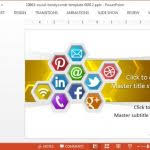 free social media powerpoint template free social media ppt