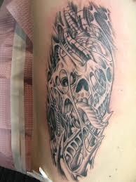 25 amazing biomechanical tattoos design biomechanical tattoos