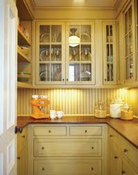 Plain And Fancy Kitchen Cabinets Tips On Designing A Pantry Old House Restoration Products