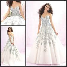discount 2015 ballgown u0027s ethereal floral embroidery threaded