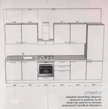 Armadi Ikea Misure by Best Ikea Misure Cucina Gallery Ideas U0026 Design 2017