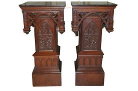 Gothic Furniture For Sale by Antique Church Inspired Furniture
